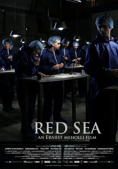 RED SEA | Director Ernest Meholli | Script Tim Snijders | Cast | Erik van der Horst | Karin Jessica Jansen | Stef van den Eijnden | Alfred van de Poll