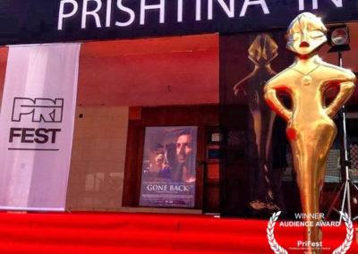 GONE BACK an Ernest Meholli film PriFest Special Screening1