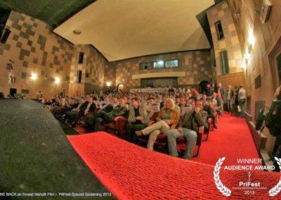 GONE BACK an Ernest Meholli film PriFest Special Screening45