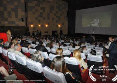GONE BACK an Ernest Meholli film PriFest Special Screening27