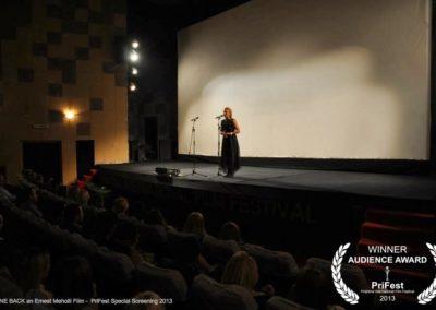 GONE BACK an Ernest Meholli film PriFest Special Screening29