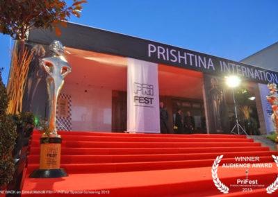 GONE BACK an Ernest Meholli film PriFest Special Screening3