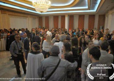 ACK an Ernest Meholli film PriFest Kosovo Audience award
