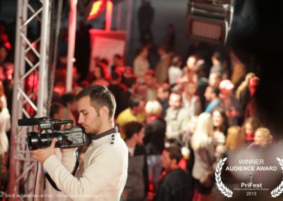GONE BACK an Ernest Meholli film PriFest Blerim Destani