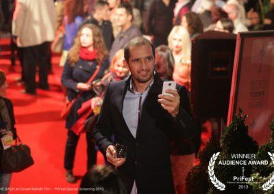 GONE BACK an Ernest Meholli film PriFest Special Screening Karrica Ludovik