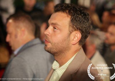GONE BACK an Ernest Meholli film PriFest Memli Krasniqi