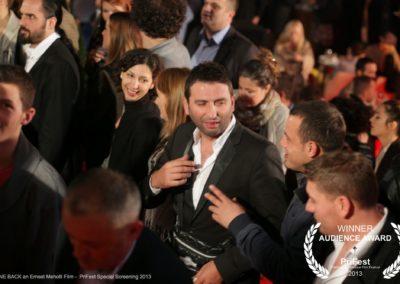 GONE BACK an Ernest Meholli film PriFest Prishtina international film fest