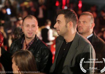 gone back an ernest meholli film PriFest audience award vedat bajrami