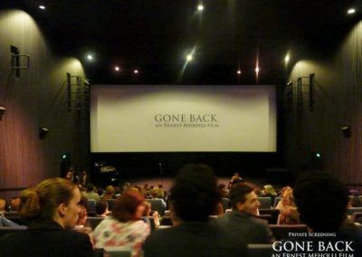 Gone Back by Ernest Meholli Intern Cast Crew Premiere10