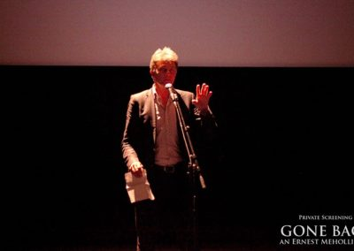 Gone Back by Ernest Meholli Intern Cast Crew Premiere11