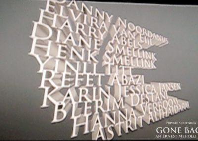 Gone Back by Ernest Meholli Intern Cast Crew Premiere14