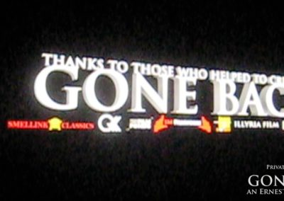Gone Back by Ernest Meholli Intern Cast Crew Premiere17