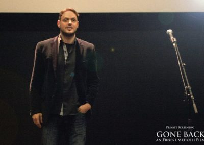 Gone Back by Ernest Meholli Intern Cast Crew Premiere22