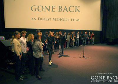 Gone Back by Ernest Meholli Intern Cast Crew Premiere23