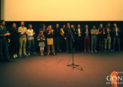 Gone Back by Ernest Meholli Intern Cast Crew Premiere24
