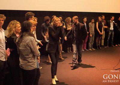 Gone Back by Ernest Meholli Intern Cast Crew Premiere25