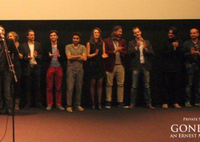 Gone Back by Ernest Meholli Intern Cast Crew Premiere27