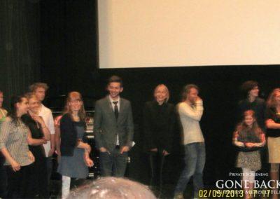Gone Back by Ernest Meholli Intern Cast Crew Premiere29