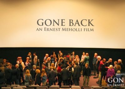 Gone Back by Ernest Meholli Intern Cast Crew Premiere30