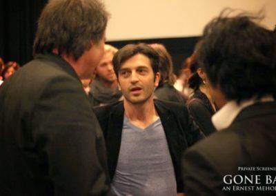 Gone Back by Ernest Meholli Intern Cast Crew Premiere31