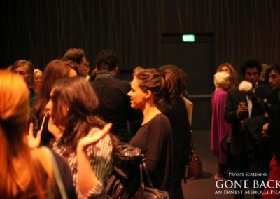 Gone Back by Ernest Meholli Intern Cast Crew Premiere33