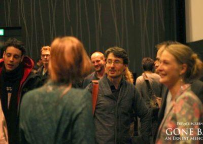 Gone Back by Ernest Meholli Intern Cast Crew Premiere35
