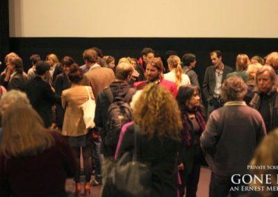 Gone Back by Ernest Meholli Intern Cast Crew Premiere37
