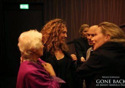 Gone Back by Ernest Meholli Intern Cast Crew Premiere39