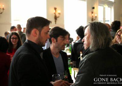 Gone Back by Ernest Meholli Intern Cast Crew Premiere47
