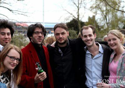 Gone Back by Ernest Meholli Intern Cast Crew Premiere48