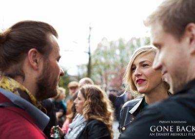 Gone Back by Ernest Meholli Intern Cast Crew Premiere49