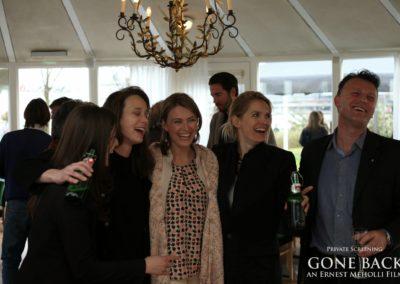 Gone Back by Ernest Meholli Intern Cast Crew Premiere58