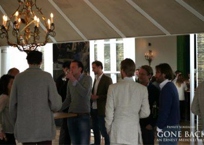 Gone Back by Ernest Meholli Intern Cast Crew Premiere59