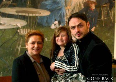 Gone Back by Ernest Meholli Intern Cast Crew Premiere60