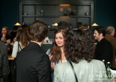 Gone Back by Ernest Meholli Intern Cast Crew Premiere65