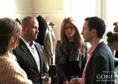 Gone Back by Ernest Meholli Intern Cast Crew Premiere67