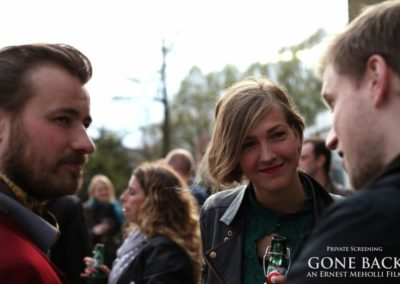 Gone Back by Ernest Meholli Intern Cast Crew Premiere69