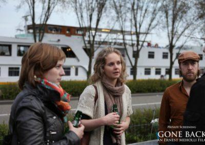 Gone Back by Ernest Meholli Intern Cast Crew Premiere73