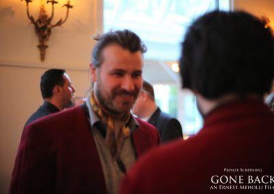 Gone Back by Ernest Meholli Intern Cast Crew Premiere76
