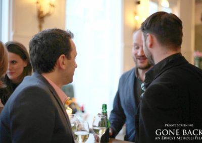 Gone Back by Ernest Meholli Intern Cast Crew Premiere77