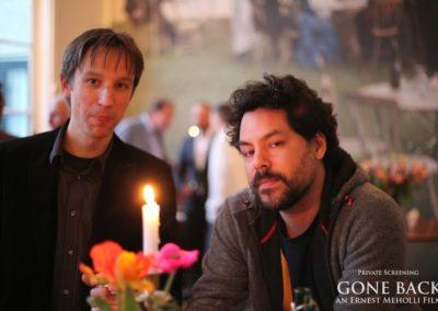 Gone Back by Ernest Meholli Intern Cast Crew Premiere78
