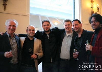 Gone Back by Ernest Meholli Intern Cast Crew Premiere81