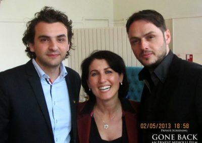 Gone Back by Ernest Meholli Intern Cast Crew Premiere83